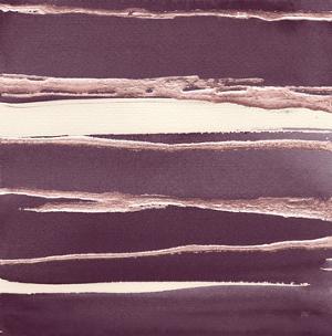 Rose Gold II Purple by Chris Paschke