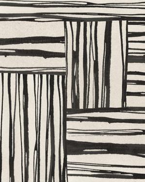 Sentiment Stripes III by Chris Paschke