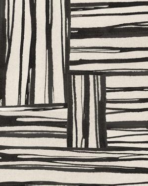 Sentiment Stripes IV by Chris Paschke