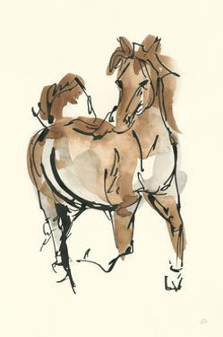 Sketchy Horse V by Chris Paschke