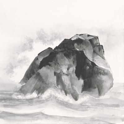 Solitary Rock by Chris Paschke