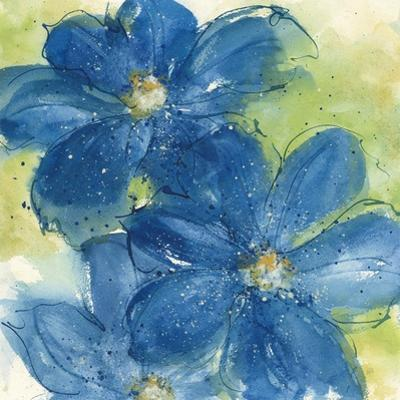 Starlight Clematis I by Chris Paschke
