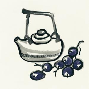 Tea and Grapes by Chris Paschke
