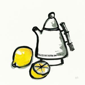 Tea and Lemons by Chris Paschke