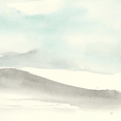 Teal Sky I by Chris Paschke