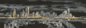 Urban Gold IV by Chris Paschke