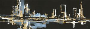 Urban Gold VI by Chris Paschke