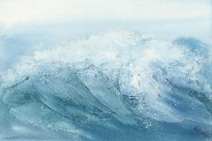 Waves I by Chris Paschke