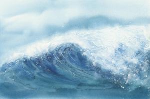 Waves III by Chris Paschke
