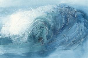 Waves VI by Chris Paschke