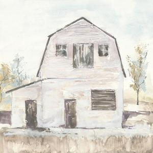 White Barn VI by Chris Paschke