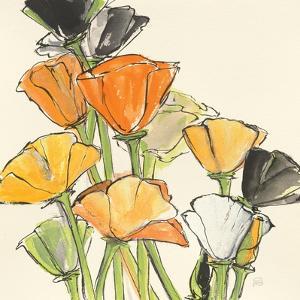 Wild Bouquet I by Chris Paschke