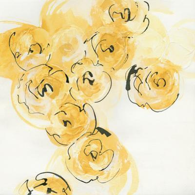 Yellow Roses Anew I v.2 by Chris Paschke
