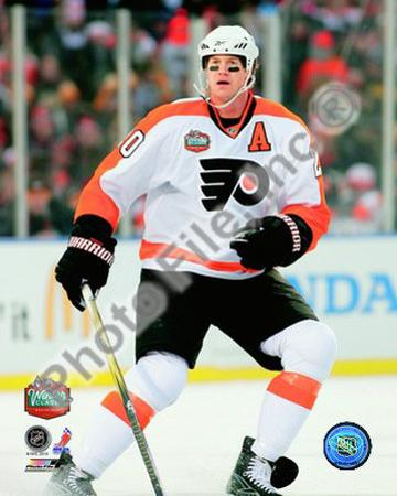 Chris Pronger 2010 NHL Winter Classic