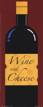 Wine and Cheese by Chris Reed