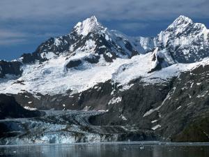 Grand Pacific Glacier, Glacier Bay, AK by Chris Rogers