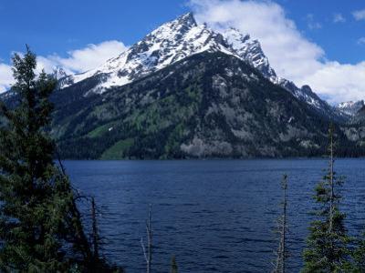 Mountain and Lake, Grand Teton National Park, WY