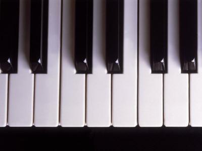 Piano Keys by Chris Rogers