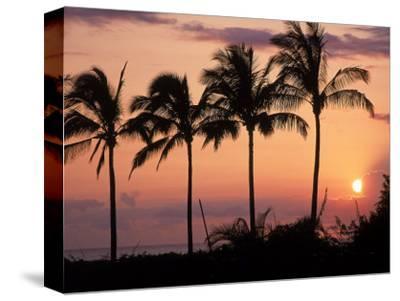 Sunset Over Kihei, Maui, Hawaii