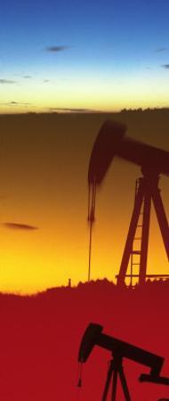 Three Oil Pumps, Colorado