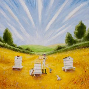 The Beekeeper by Chris Ross Williamson