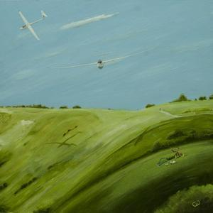 The Gliders by Chris Ross Williamson