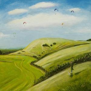 The Hang Gliders by Chris Ross Williamson