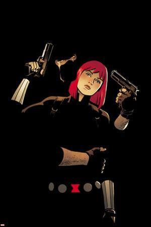 Black Widow No. 2 Cover Art