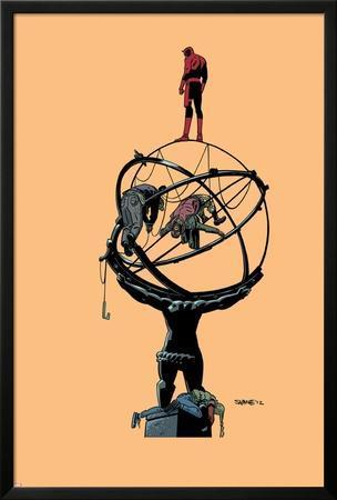 Daredevil #24 Cover: Daredevil