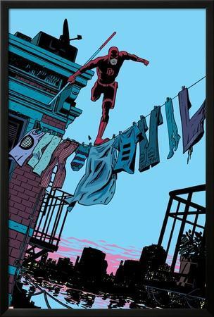 Daredevil #26 Cover: Daredevil