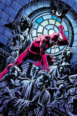 Daredevil No. 10 Cover