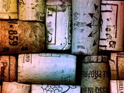 Various Wine Corks by Chris Schäfer