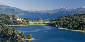 Argentina, Pat Agonies, Nahuel Huapi National Park, Lago Nahuel Huapi, South Shores by Chris Seba