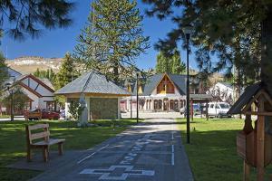 Argentina, Patagonia, Province Neuquen, Juna De Los Andes, Town Park by Chris Seba