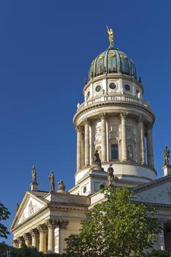 Europe, Germany, Berlin, Franz?sischer Turm by Chris Seba