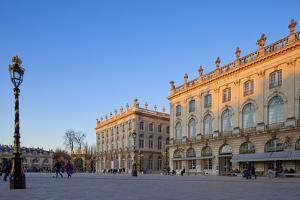 France, Alsace, Nancy, Place De Stanislas by Chris Seba