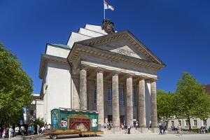 Germany, East Westphalia-Lippe, Land Theatre of Detmold by Chris Seba