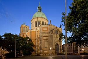 Germany, Lower Saxony, Hannover, Provost's Church St. Clemens by Chris Seba