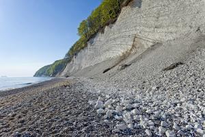 Germany, Mecklenburg-Western Pomerania, Chalk Cliff by Chris Seba