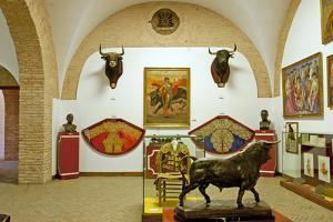 Spain, Andalusia, Seville, Bullfight Museum by Chris Seba
