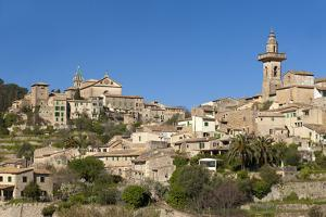 Spanish Balearic Islands, Island Majorca, Serra De Tramuntana, Valldemossa, Local Overview by Chris Seba