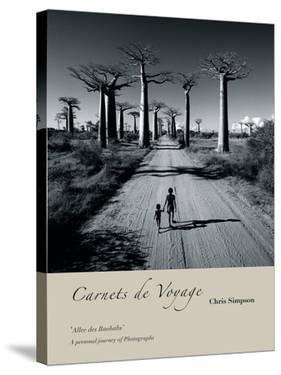 Allee des Baobabs I by Chris Simpson