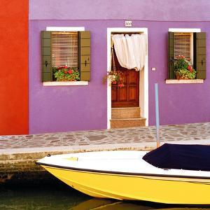 Burano VI by Chris Simpson