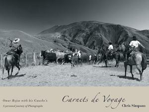 Omar Rojas With His Gaucho's by Chris Simpson