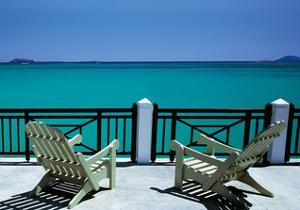 Paradise Cove by Chris Simpson