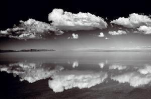Salt Flats IV by Chris Simpson