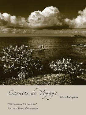 The Schooner Isla Mauritia by Chris Simpson