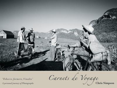 Tobacco Farmers, Vinales by Chris Simpson