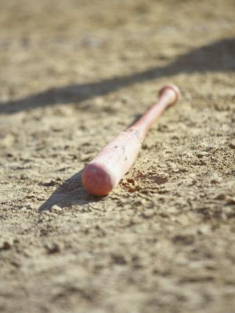 Baseball Bat by Chris Trotman