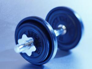 Weights by Chris Trotman
